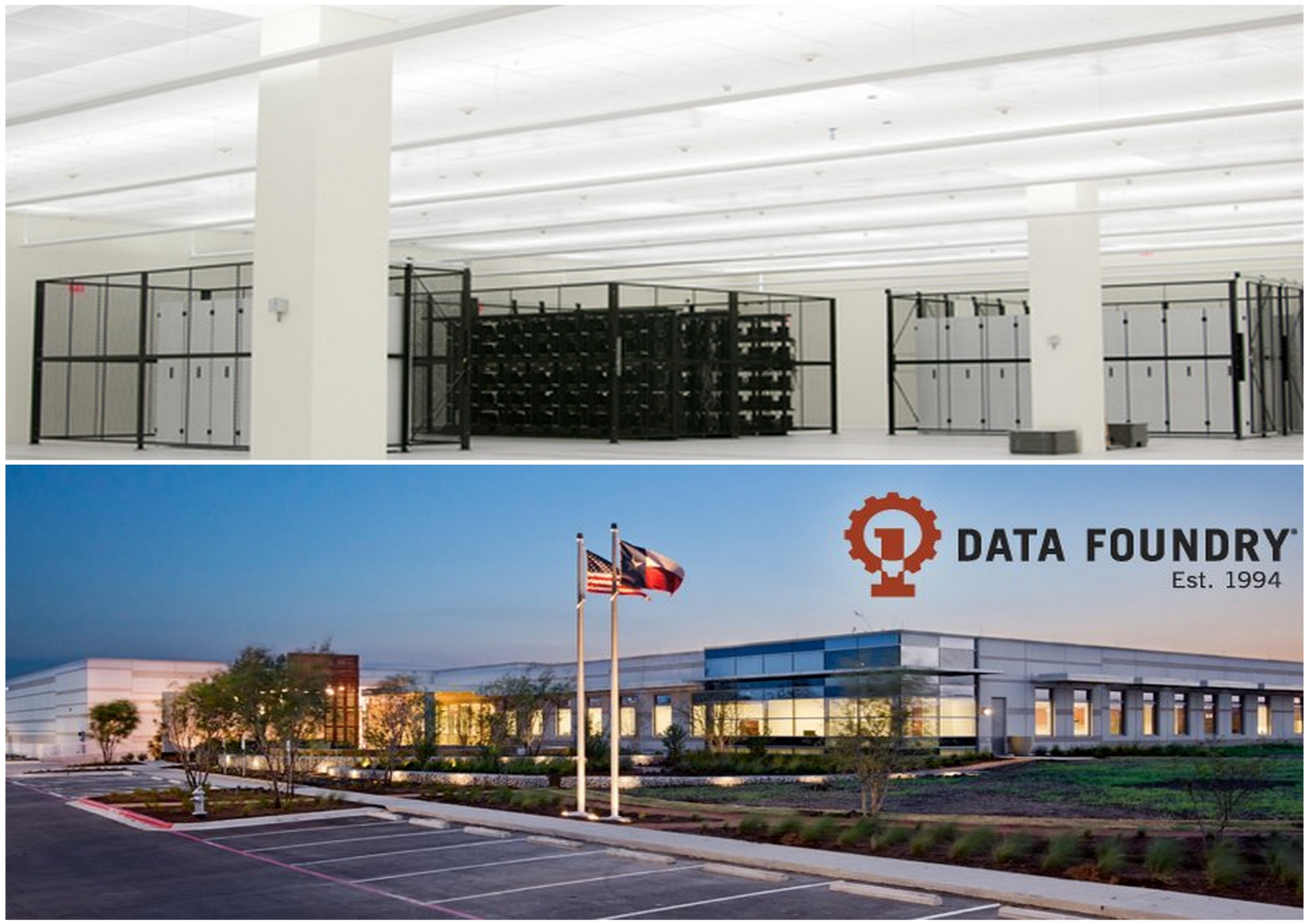 Take a tour of our new Data Center – Texas One   ResellerClub Blog