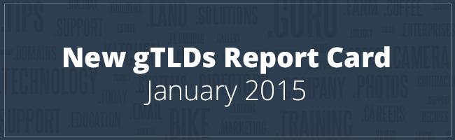 blog- New gTLDs report