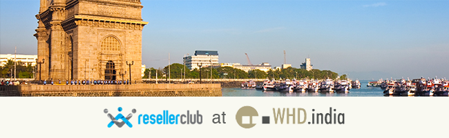 Welcome Home: ResellerClub at WHD