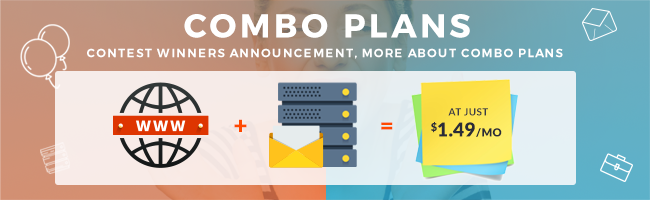 Combo Plans Launch & Winners