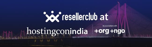 ResellerClub at RCHCIndia