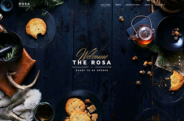 subtle and classic web designing styles Web Design Trends That Ruled 2018