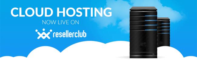 resellerclub cloud hosting blog