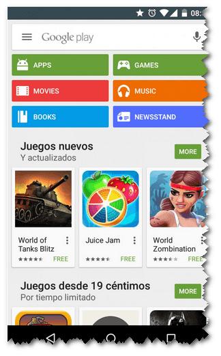 Google Play Store 5 lollipop resellerclub blog