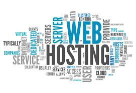 web hosting tag cloud