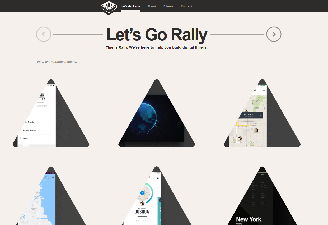 triangle shapes geometry in web design resellerclub blog