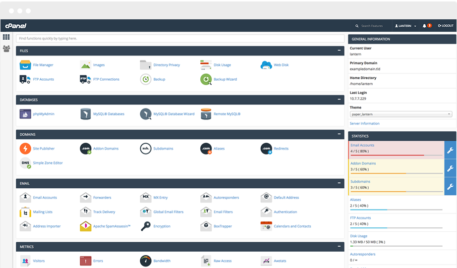 How to use cPanel: Beginners Guide