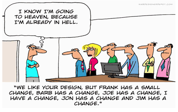 we often joke about how many changes we as developers  How to Turn Down Customer Requests Courteously