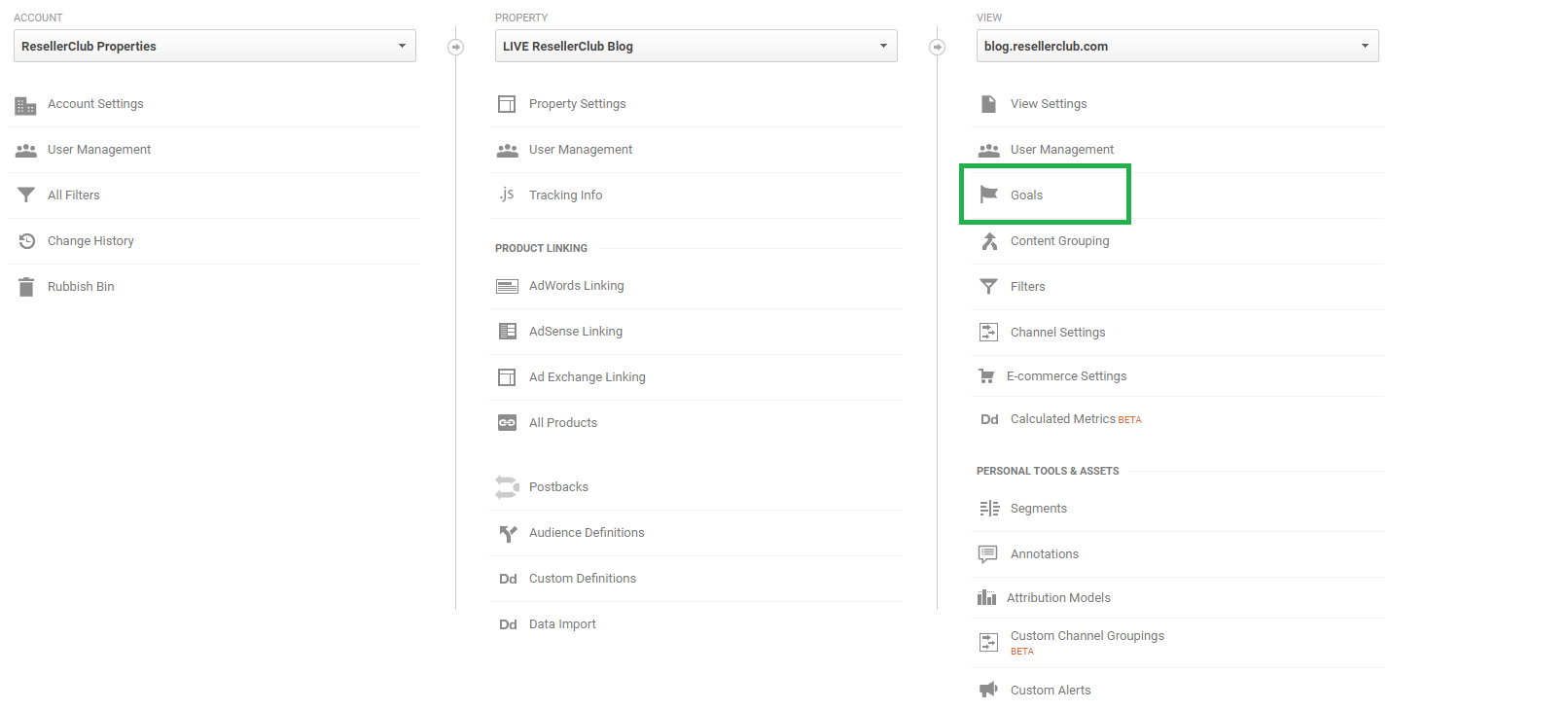 When it comes to assessing the success of an online marketing campaign Getting the most out of Google Analytics – Part I