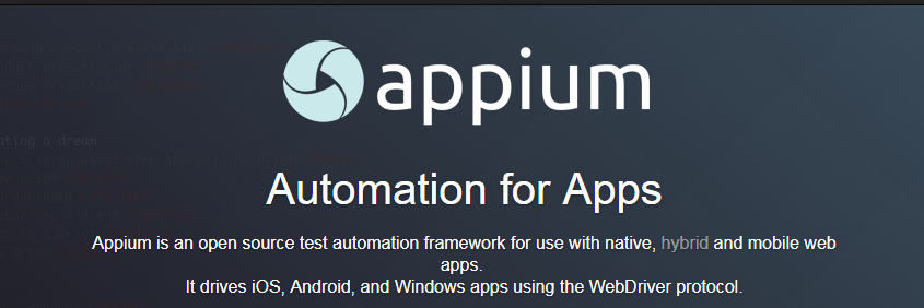 automation testing for smartphone