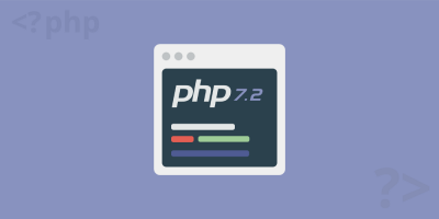 PHP recommended version 7.2