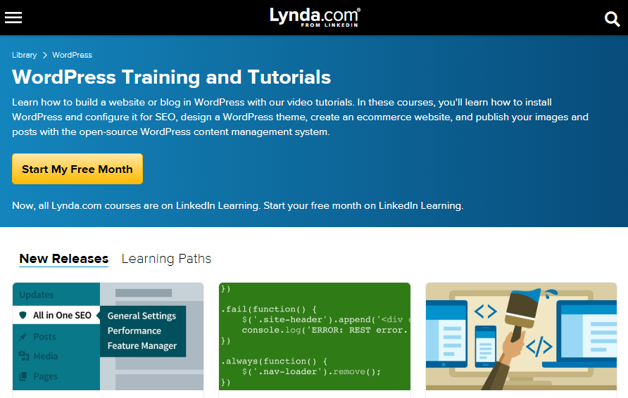5 Best WordPress Online Training Courses