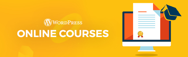 wordpress online training courses