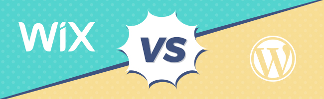 Difference between wix and wordpress for blogging