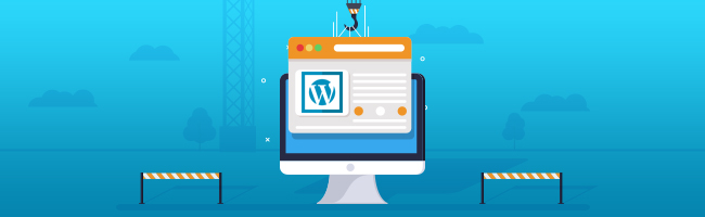 How to put WordPress Site in Maintenance Mode