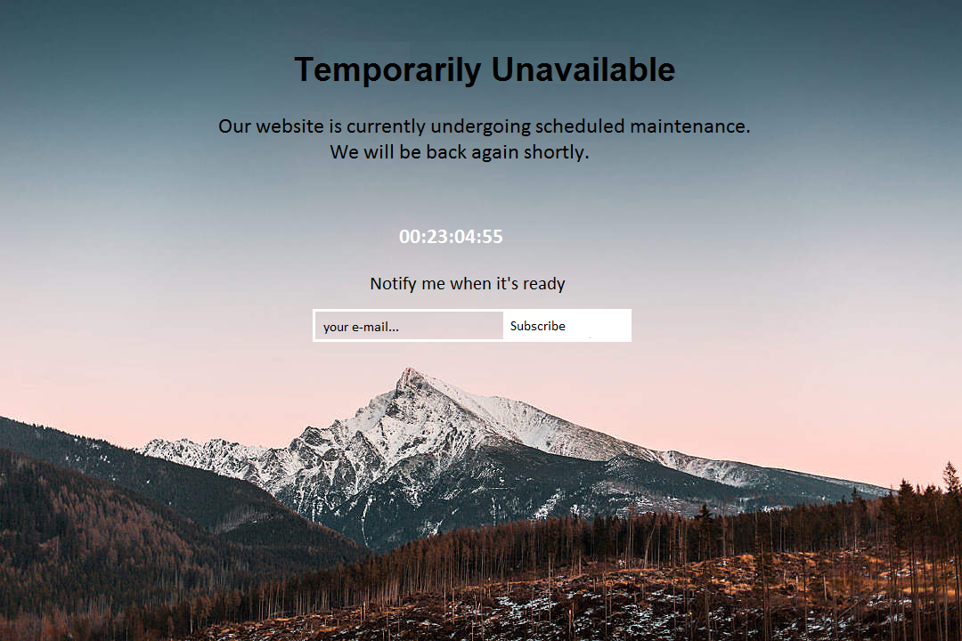 Maintenance is an important aspect of keeping everything in order How to put a WordPress site in maintenance mode