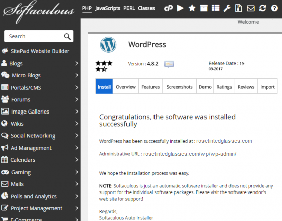 is one of the most preferred Content Management Systems with over  How to Install WordPress on VPS Hosting