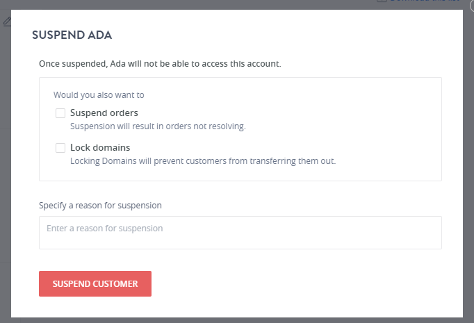we covered the features of the revamped order management experience WebPro Panel Part III – The Next Step – Managing your Customers