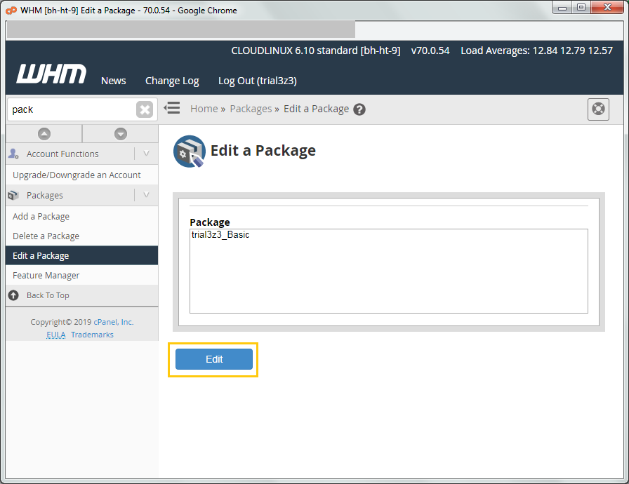 is a tool which service providers offer Managing Web Host Manager (WHM) Packages: All You Need to Know