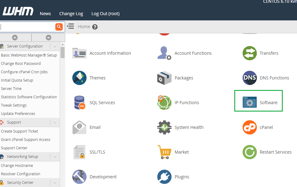as we have covered in our previous articles How to Change the PHP Version in cPanel for your VPS Package