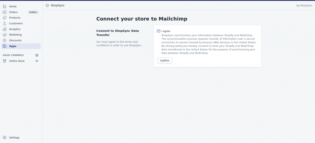 MailChimp parted ways with Shopify a short  Getting Mailchimp to Work with Shopify: Part 1 – Using Shopsync