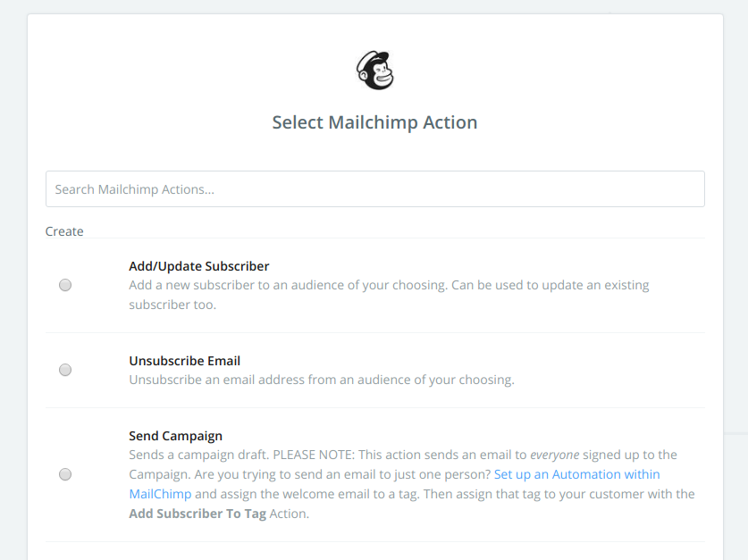 Have you been running flawless email operations on Mailchimp by using the Mailchimp integr Getting Mailchimp to Work with Shopify again: Part 2 – Using Zapier